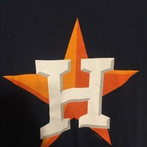 MLB Shirts - Houston Astros Signature T shirt